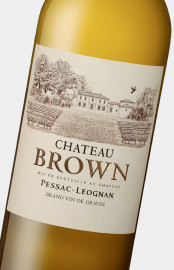 Chateau Brown Blanc 2019 Vin Primeur